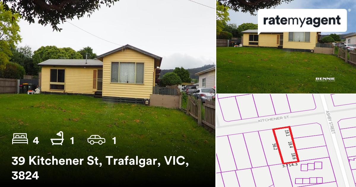 39 Kitchener St, Trafalgar, VIC, 3824 - House Sold on 19 ...